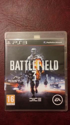 juego ps3 battlefield 3