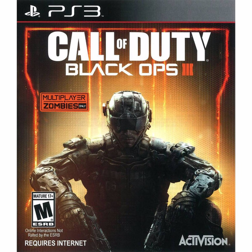 juego ps3 - call of duty : black ops 3