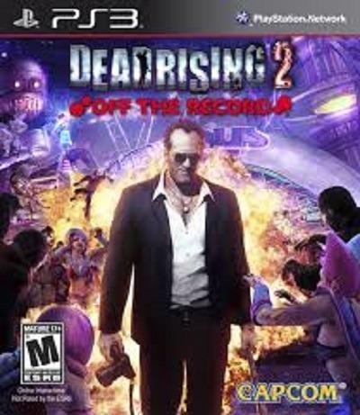 juego ps3 deadrising 2 off the record nuevo sellado