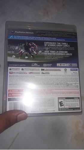 juego ps3 fifa 14 original