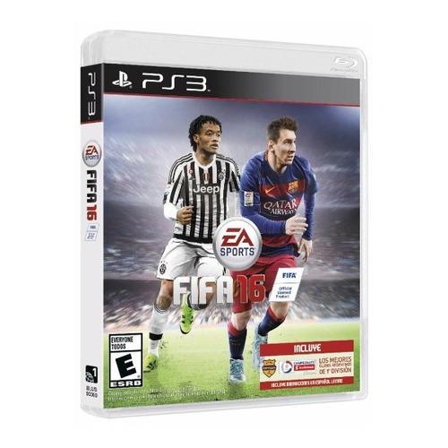 juego ps3 - fifa 16