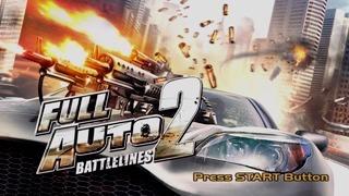 juego ps3 - full auto 2-6 cuotas sin interes