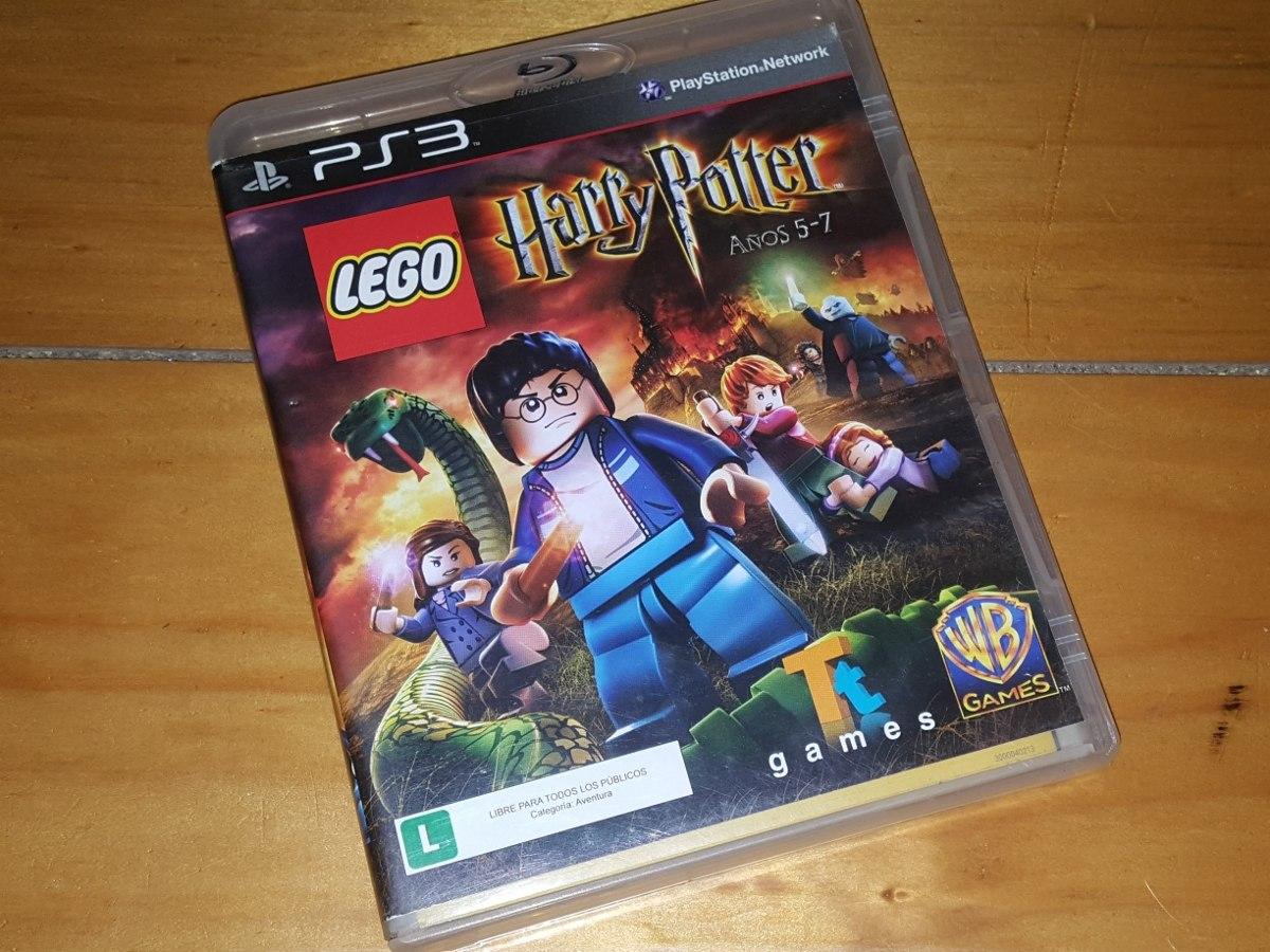 Juego Ps3 Harry Potter 5 7 Anos Impecable Fisico Nuevo 650 00 En