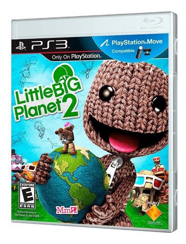 juego ps3 littlebigplanet 2 special edition ps3
