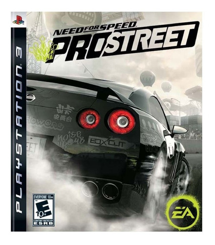 juego ps3 need for speed pro street - refurbished fisico