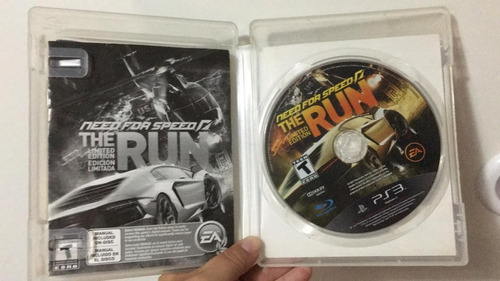 juego ps3 need for speed the run fisico original