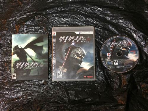 juego ps3 ninja gaiden