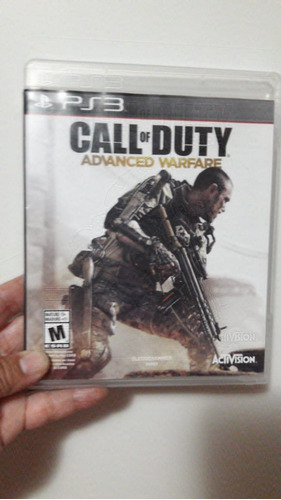 juego ps3 original disco fisico call of duty