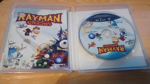 juego ps3 rayman