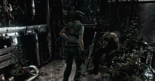 juego ps3 resident evil