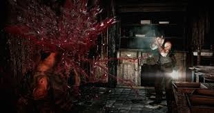 juego ps3 the evil within
