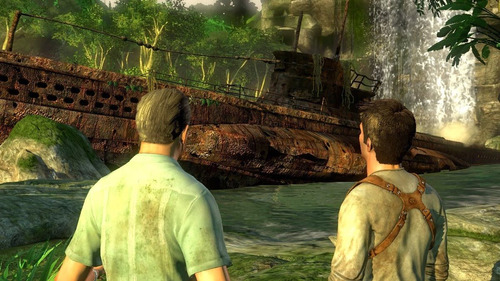 juego ps3 uncharted