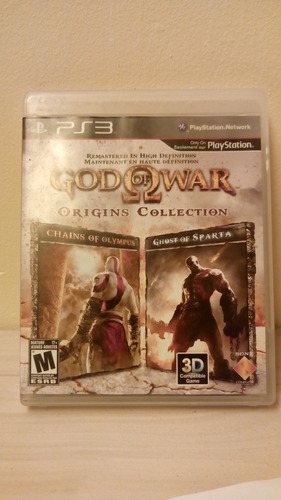 juego ps3: war