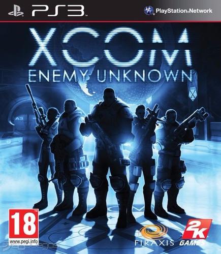 juego ps3 - xcom : enemy unknown