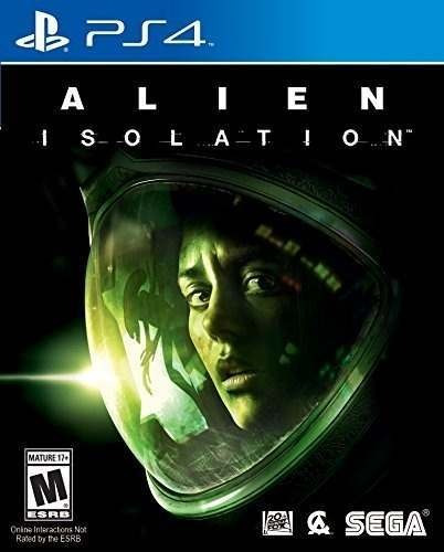 juego ps4 alien isolation nostromo edition
