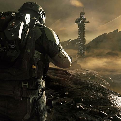 juego ps4 call of duty infinite warfare play station fisico