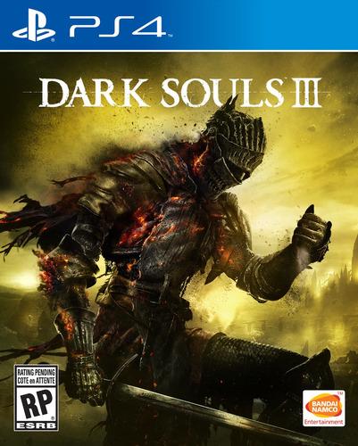juego ps4 dark souls 3 - fisico