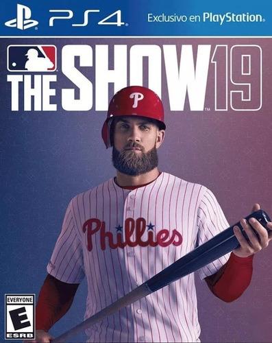 juego ps4 digital mlb the show 19 (cta principal)