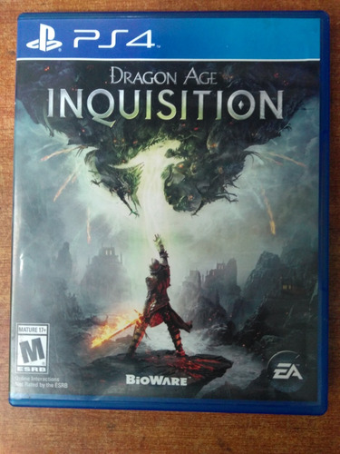 juego ps4 dragon age inquisition