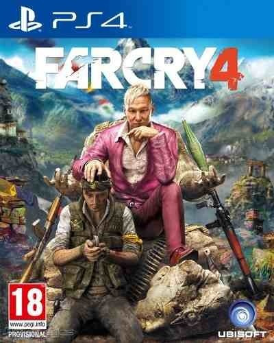 juego ps4 far cry