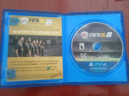 juego ps4 fifa
