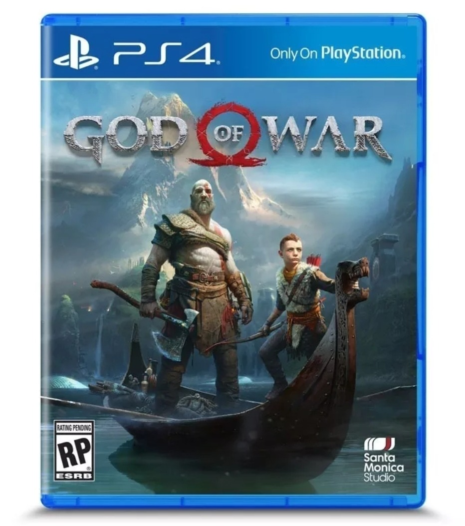 Juego Ps4 God Of War New Fisico Sellado Local Ballester