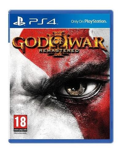 juego ps4 good of war remastered