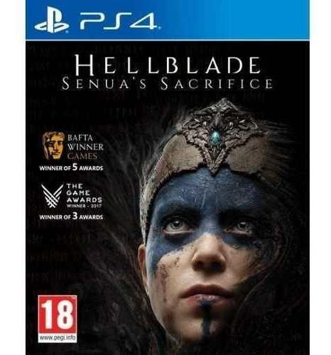 juego ps4 hellblade senua's sacrifice