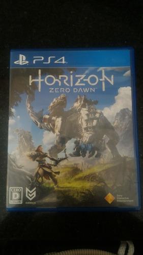 juego ps4 horizon zero down