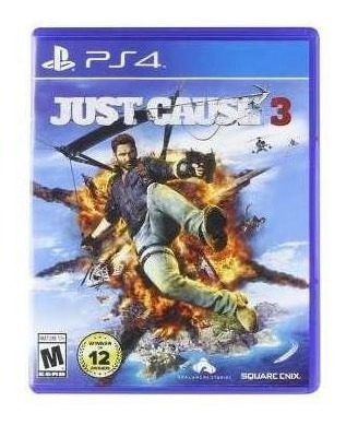 juego ps4 just cause 3