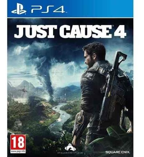 juego ps4 just cause 4 (eu)