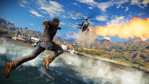 juego ps4 just cause