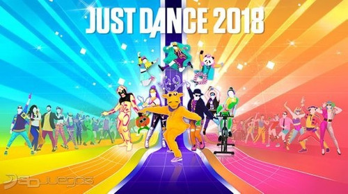 juego ps4 just dance