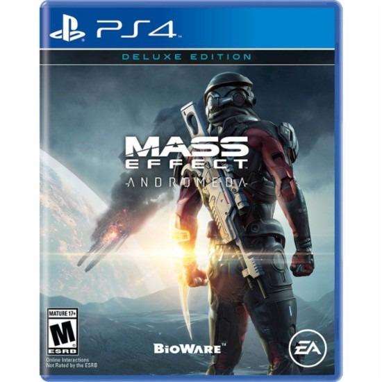 Juego Ps4 Lego Mass Effect Andromeda Deluxe Edition 1 891 34 En