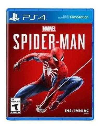 juego ps4 marvel spiderman