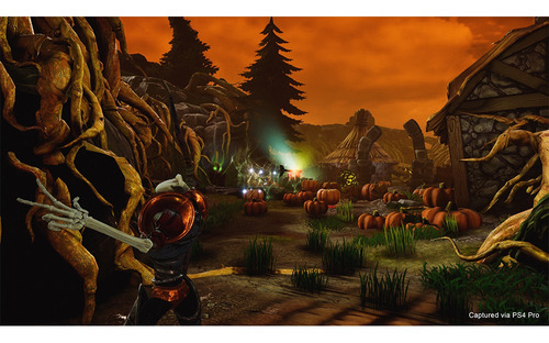 juego ps4 medievil remastered - g0005867