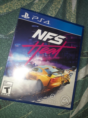juego ps4 need ford speed heat