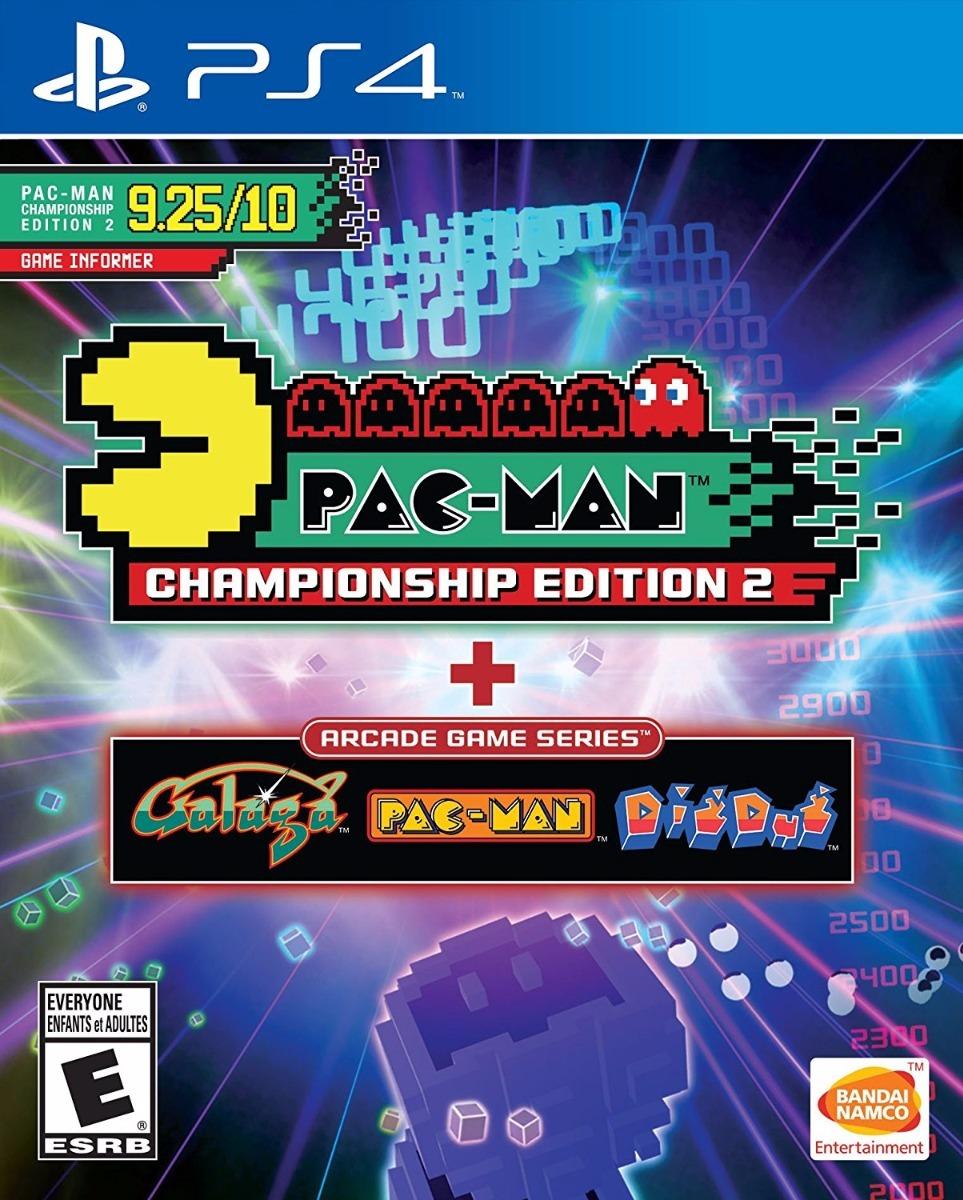 Juego Ps4 Pac Man Championship Edition 2 1 999 90 En Mercado Libre