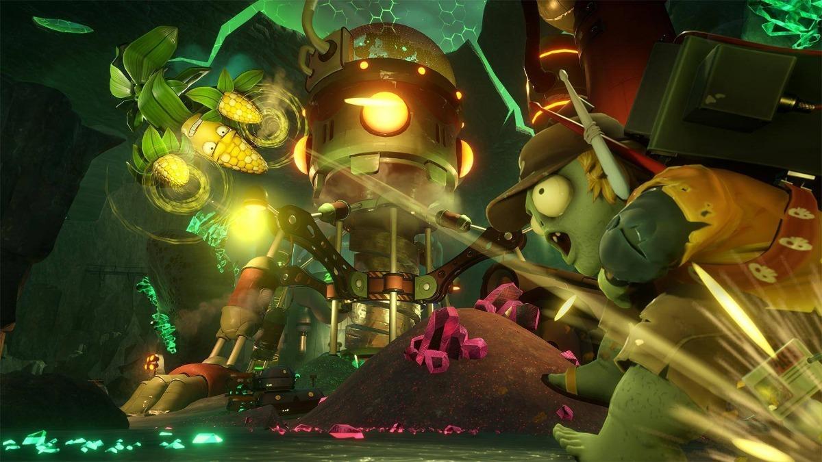 Juego Ps4 Plants Vs Zombies Garden Warfare 2 Envio Gratis