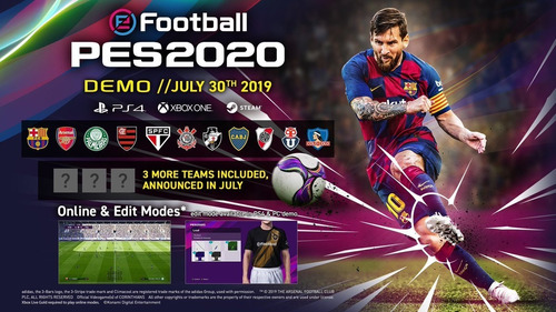 juego ps4 pro evolution soccer pes