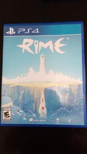juego ps4 rime