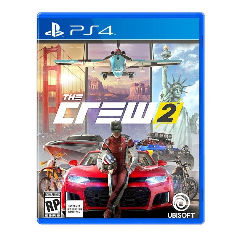 Juego Ps4 The Crew 2 Play Station 4 Fisico Envio Gratis 2 599