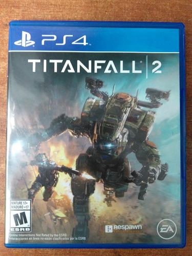 juego ps4 titan fall 2
