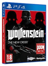 juego ps4 wolfenstein the new order original fisico