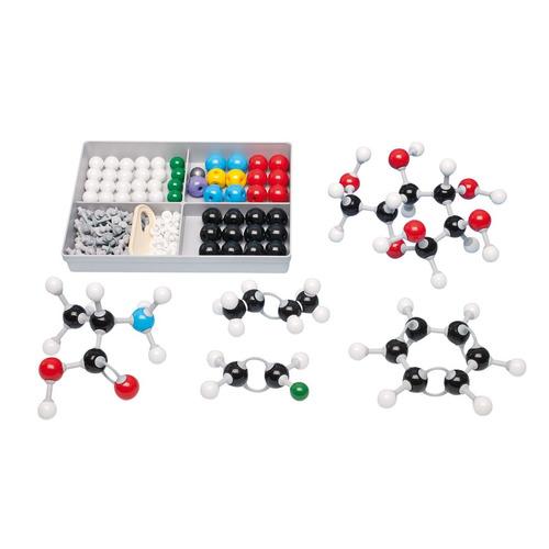 juego química envio gratis 118pz atomos 2.3cm orgánica