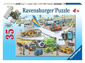juego ravensburger ocupado aeropuerto - 35 pieza del rompec