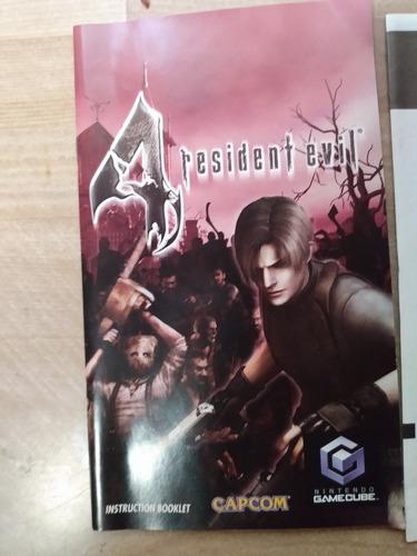 juego recidet evil 4