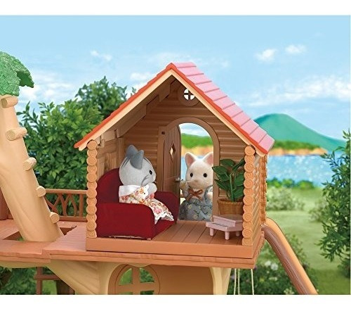 juego regalo casa árbol calico critters