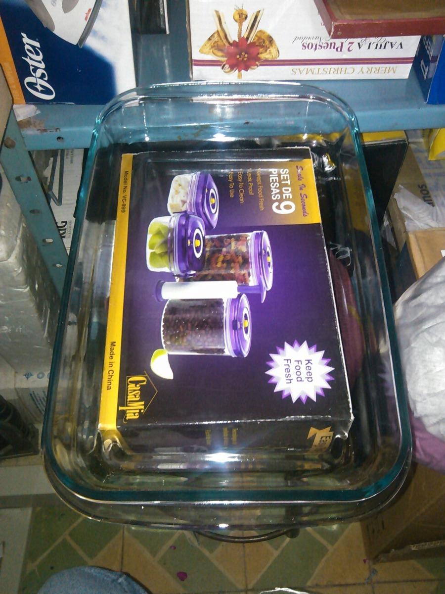 Juego Retractario De Vidrio Pixys Bs 2 500 00 En Mercado Libre # Juegos De Muebles Pixys