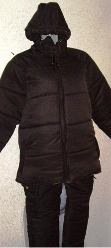 juego ropa montaña termica nieve  aislamiento bajo cero